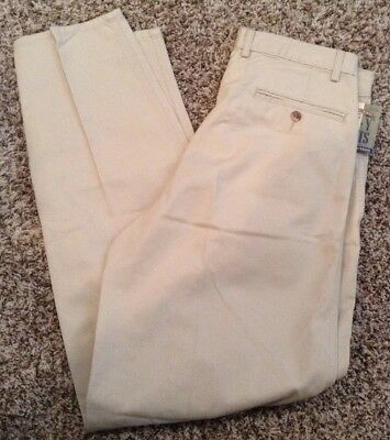 037082b31da2c CITY STREETS Casual Collection Men s Size 34x34 Pleated Khaki Pants A12