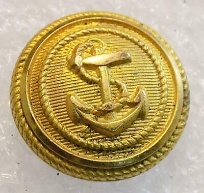 WWI Chief Petty Officer Navy Button Alberts NA 131B