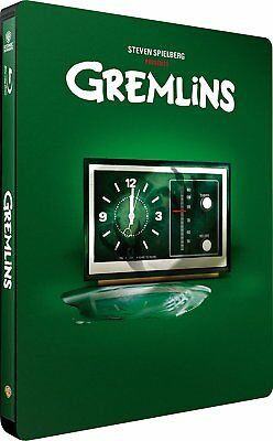 Gremlins (Blu-ray Steelbook) NEW / SEALED