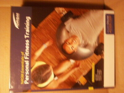 NASM Essentials of Personal Fitness Training Training - 4th Edition 2014