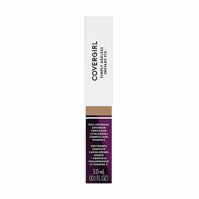 Covergirl Simply Ageless Instant Fix Advanced Concealer 370 Tawny