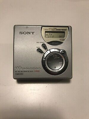 SONY NET MD WALKMAN MZ-N510 TYPE-S DRIVER WINDOWS
