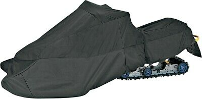 Parts Unlimited - Trailerable Total Snowmobile Cover - 4003-0107 Black