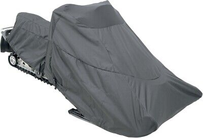 Parts Unlimited - Trailerable Total Snowmobile Cover - 4003-0110 Black