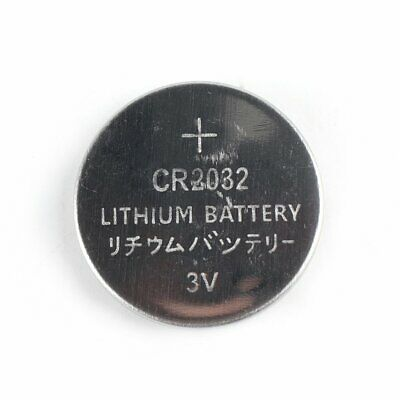 CR2032 button battery 3V car millet remote control electronic scale TY
