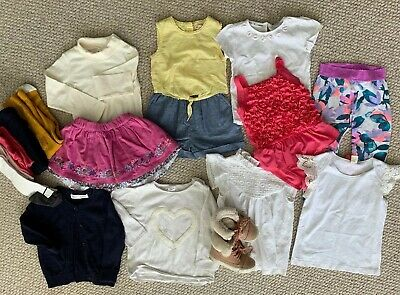 Girl Clothes Bundle, Country Road, Bonds, H&M Size 18-24 Months