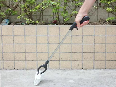 Handy Claw Reacher Grabber Extension Trash Gripper Long Reach Arm Pick Up Tool N
