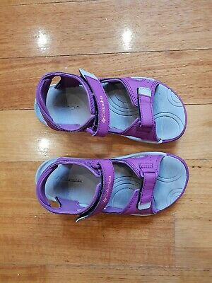 Columbia girl's sandals - size EUR34
