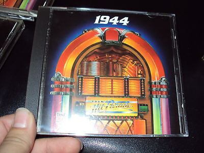 Time Life Music Your Hit Parade 1944 HPD 14 rare oop cd