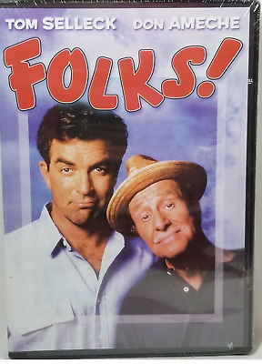 Folks (DVD, 2006) Rare OOP NEW AND SEALED