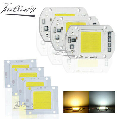 10W 50W 100W LED COB Lamp Chip High Power LED Diode Matrix Array 30V 220V LED