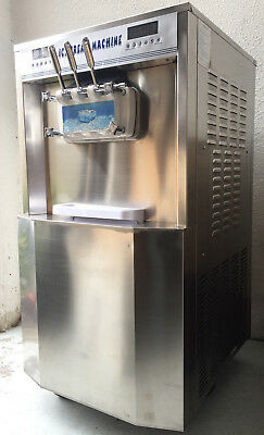 Ice Cream Machine Thakon TK988 Wall Frozen Yogurt Gelato Soft Serve FRANCE Comp