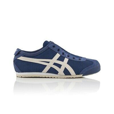 Onitsuka Tiger Mexico 66 Slip On Casual Shoes - Men's Women's Unisex - Midnight
