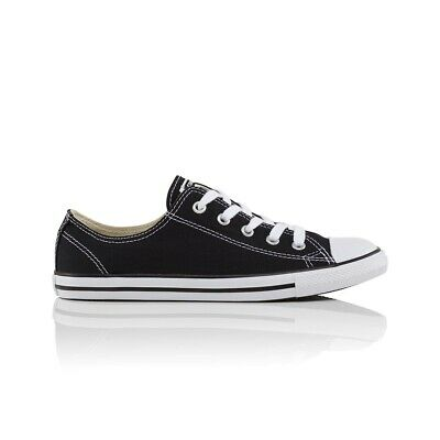 Converse Chuck Taylor All Star Dainty Low Women's Casual Shoe - Black