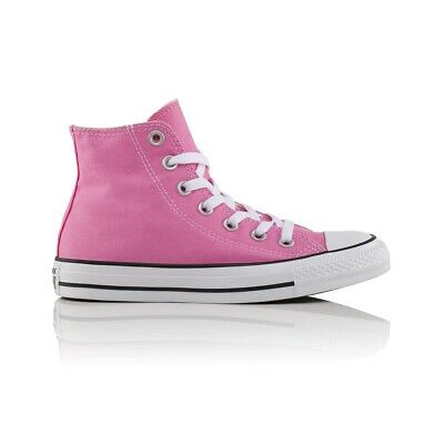 Converse Chuck Taylor All Star Hi Casual Shoes - Mens Womens Unisex - Pink