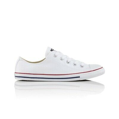 Converse Chuck Taylor All Star Dainty Low Women's Casual Shoe - White