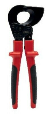 BizLine CABLE CUTTER BIZ700011 254mm Ratchet Up To 240mm2 Cable, Red