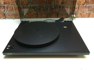 """AKAI Branded"" Rega Planer 2 Vinyl Turntable Record Player Deck (NO TONEARM)"