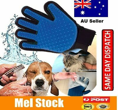 Pet Massage Cat Dog Hair Removal Grooming Comb Touch Cleaning Brush Magic Glove