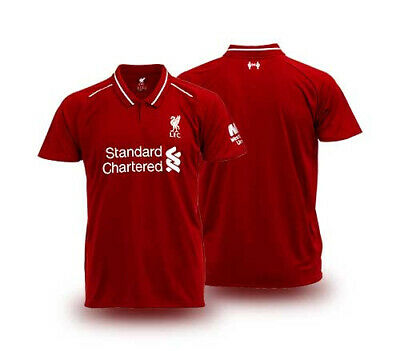 c5a2d8d28 100% Official License Product Liverpool FC Supporter Jersey Shirt Red Home