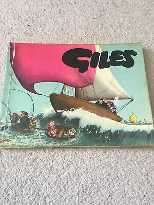 Giles Series 14 first edition annual, 1960, Daily Express Publications