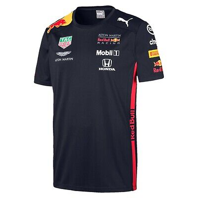 PUMA - Aston Martin - Red Bull Racing - Herren Team T-Shirt 2019 - S-XXL  *