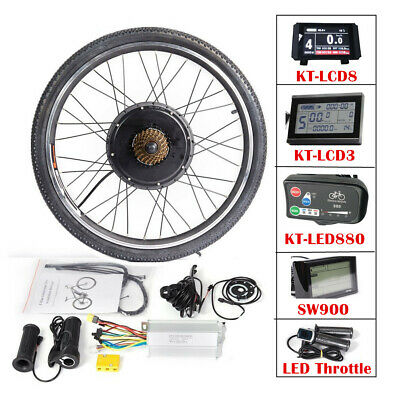 E-bike Conversion Kit 48V 500/1000/1500W MTB Mountain Electric Bicycle Parts