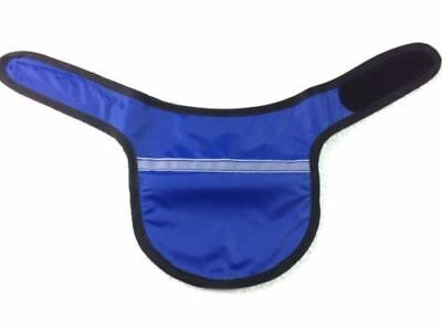 X Ray Protective Lead Thyroid Collar Radiation Shield Lead Neck Cover l fast del