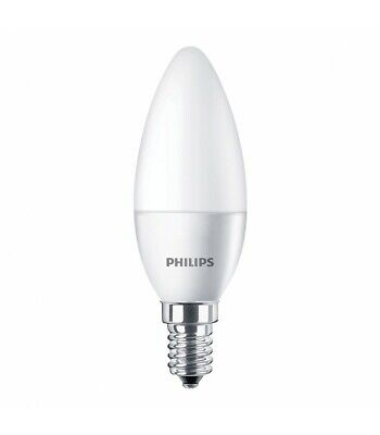 - Ampoule LED E14 Philips - CorePro LEDcandle ND 7-60W E14 827 B38 FR