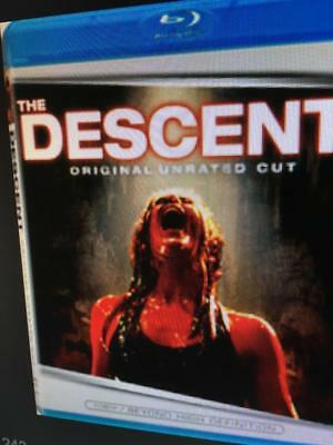 THE DESCENT -  Used BLU-RAY Disc ONLY * PLEASE READ DESCRIPTION