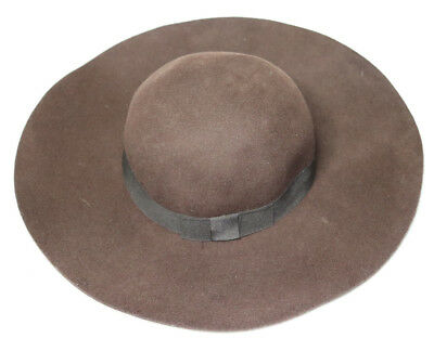 Ralph Lauren Girl's Brown Hat 7-16 NWT New With Tags