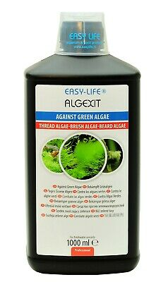 Easy-Life AlgExit 1000ml Aquarium Fish Tank Green Algae Killer Remover 1L