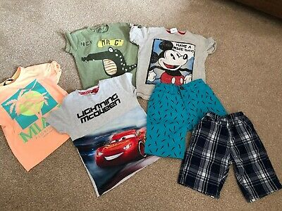 boys clothes 5-6 years bundle Mostly next