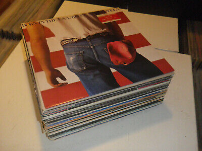 """ROCK/ POP 70-80ties/ DISCO: NICE LOT WITH 40 LP`S/ 12"""", MANY PICTURES!!    #20"""