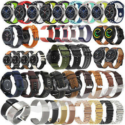 Various Wrist Watch Strap Band Replacement For Samsung Gear S3 Frontier Classic