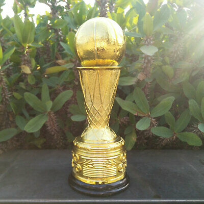 NBA Finals Most Valuable Player Championship Trophy Replica MVP Awards Deco Gift