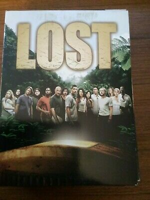LOST SEASON 1 Disc 3 Episodes 107 - 110 Dvd Disc - $3 99 | PicClick