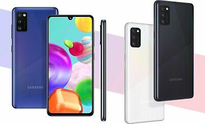 New Samsung Galaxy A40 (2019) 64GB Dual SIM 4G LTE Android Smartphone 5 Colours