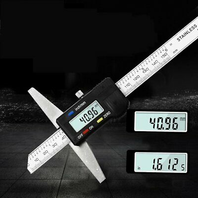 Electronic Digital Caliper Measuring Tool Stainless Steel Measuring Tool NC