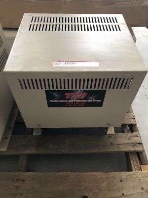 TCI Performance And Protection For Drives KDR Drive Reactor KDRH1LC4 180 Amps