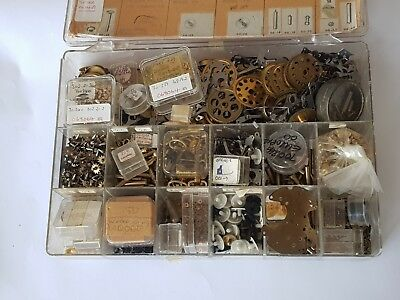 Assorted Clock Parts Europa 00 New Old Stock