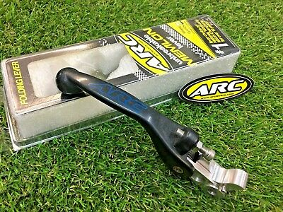 Arc Clutch Lever Motocross Flex Folding Memlon Blue Ktm Husqvarna Magura Mx