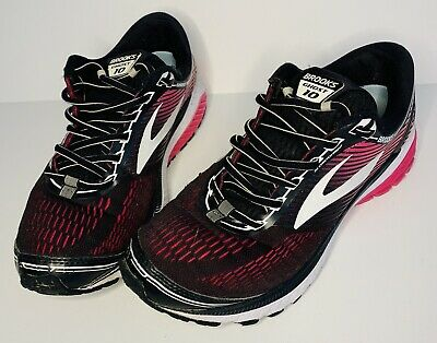 a6f30295554 SEE PIC Women Brooks Ghost 10 Multi Pink DNA Trail running shoes Size 9.5  B13
