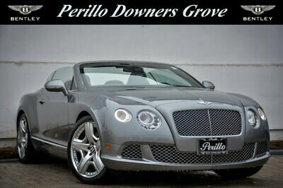 2012 Bentley Continental GT Mulliner With Sports Specification/Navigation