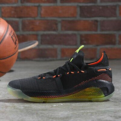 2019 Fashion Men's Under Armour Curry 6 Training Basketball Shoes Size US7-US12