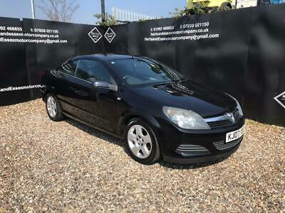 2007 VAUXHALL ASTRA 1.6 i 16v Twin Top 2dr