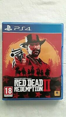 Red Dead Redemption 2,II game for Sony Playstation 4