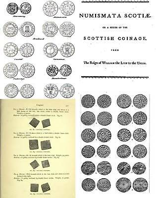 DVD - 320 books on coins of England Scotland Ireland Colonies British Empire