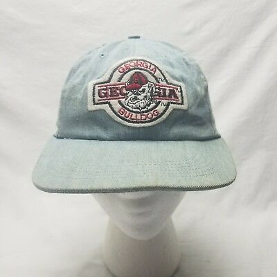 Vintage Georgia Bulldogs Olympic Felt Patch Hat