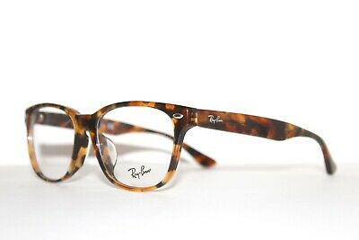 058aa4cccb New Authentic Ray-Ban Rb 5359F 5712 Tortoise Frames Eyeglasses 55-18 Mm  Rx5359